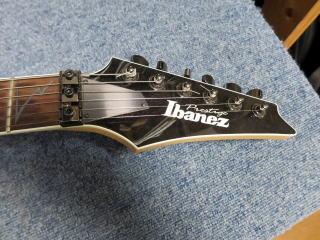 Ibanez 、ギターリペア