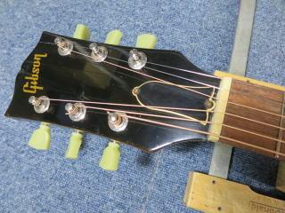 Gibson 、ギター修理