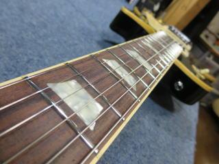 Gibson Les Paul、修理