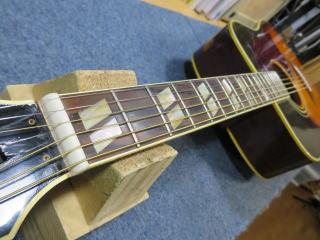 CHAKI 、ギターリペア