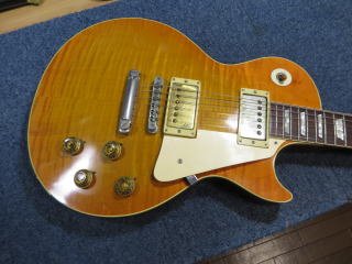 Gibson 1952 Les Paul Conversion
