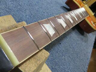 Gibson Les Paul、フレット交換