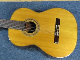 寺田楽器製クラシックギター、リペア