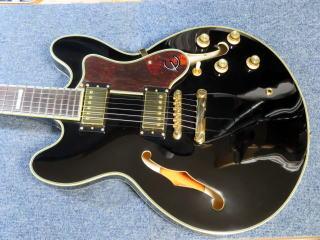 Epiphone Sheraton、ギターリペア
