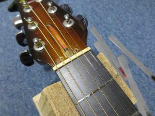 ギター修理、リペア