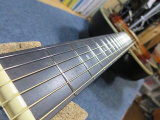 オベーション、ギター修理、リペア
