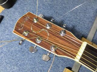 S.Yairi、ギター修理