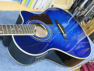 S.Yairi、ギター修理、リペア