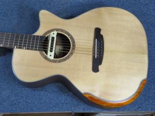 ギターリペア、修理