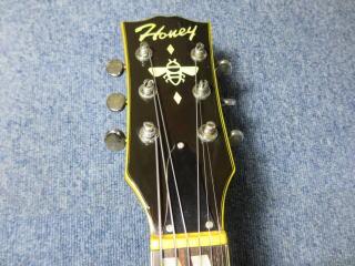 HONEY、ギターリペア