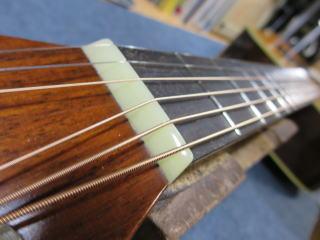 Martin D-28、ギター修理、リペア