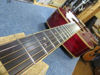 MORRIS,ギター修理