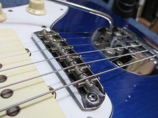 Fender Jazzmaster,修理