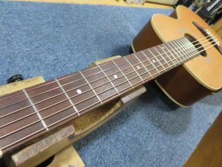 シーガルギター、修理