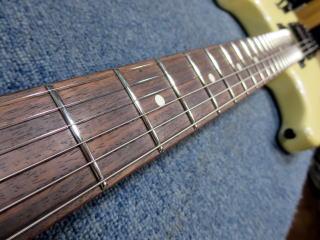 ビルローレンス・ギターメンテナンス