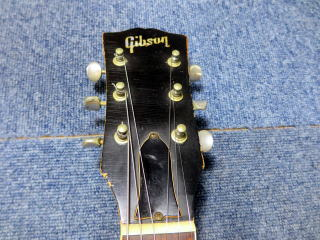 Gibson SG SPECIAL、リペア、修理