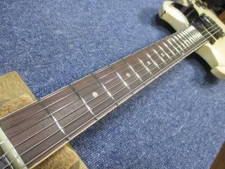 Gibson SG SPECIAL、フレット、ナット、修理、杉並、東京、ナインス、リペア、ネック
