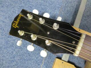 Gibson LG-2、修理、ナインス、東京、リペア、メンテナンス、ビンテージ