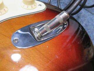 Fender Stratocaster,ジャックリペア