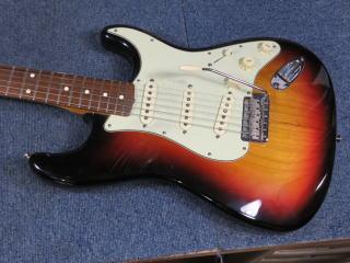 Fender Stratocaster,リペア,修理