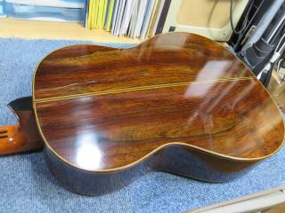 クラシックギター、修理