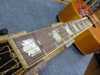 Gibson J-200、修理、リペア