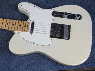 Fender Telecaster、リペア