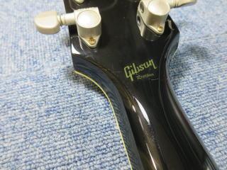 Gibson Les Paul Custom,ネック折れ