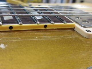 Gibson '52 Les Paul Conversion,指板