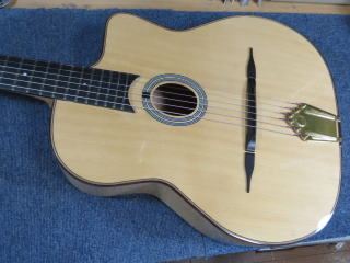 Gypsy Manouche Guitar