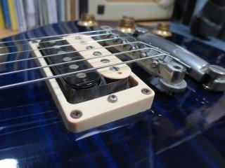 Gibson Les Paul,修理