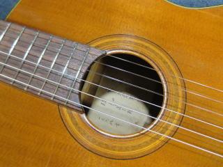 矢入貞雄作 クラシックギター