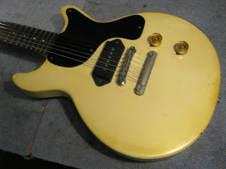 Gibson Les Paul Junior,リペア,修理
