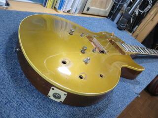 Gibson Les Paul、リペア、修理