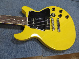 Gibson Les Paul Special,リペア,修理