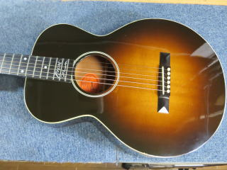 Gibson ROBERT JOHNSON L-1、リペア、修理