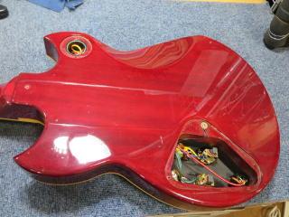 ギターアッセンブリー