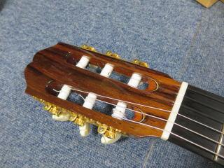 クラシックギター修理