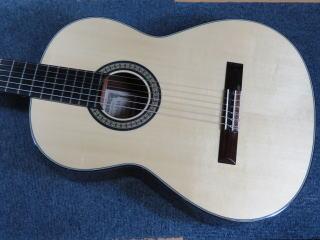 小平ギター、リペア