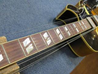 Gibson ES-175、ネック反り