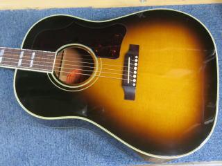 Gibson Southern Jumbo、修理、リペア