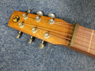 Island Koa Instruments Weissenborn