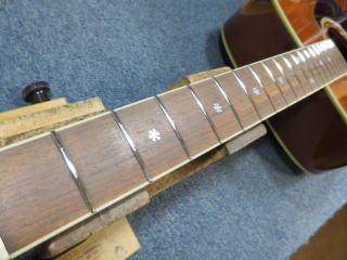 アコーステックギター、リペア、修理