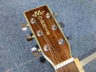 モーリスギター、リペア、修理