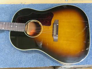 Gibson J-45、リペア、修理