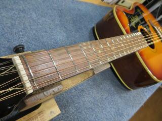 12弦ギター、メンテナンス