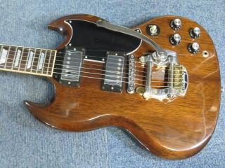 Gibson SG、リペア、修理
