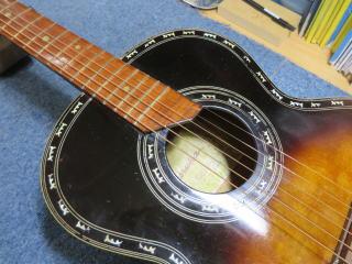マルハ・ピックギター、修理、リペア