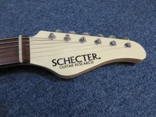 SCHECTER 、リペア、修理