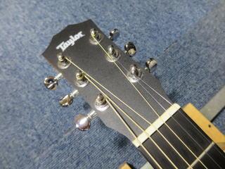 テイラー、ミニギター、メンテナンス